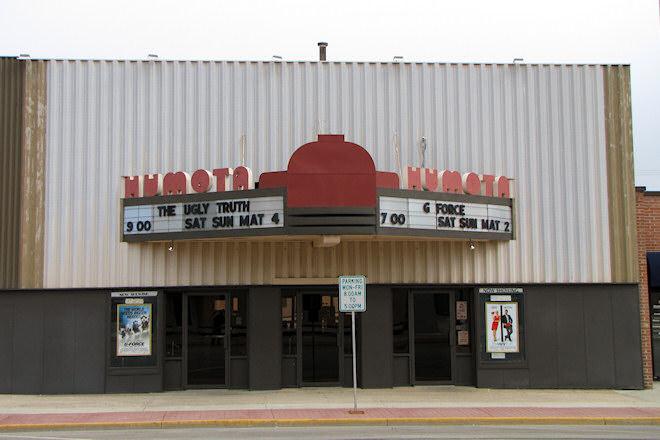 Humota Theatre (Humboldt, Iowa)