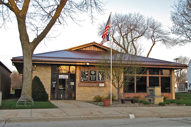 Community Library (Rowan, Iowa)