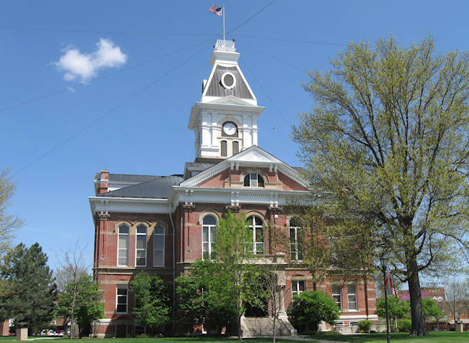 Page County Courthouse (Clarinda, Iowa)