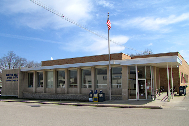 Post Office 50511 (Algona, Iowa)