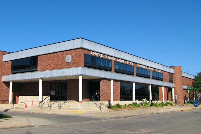 Post Office 50703 (Waterloo, Iowa)