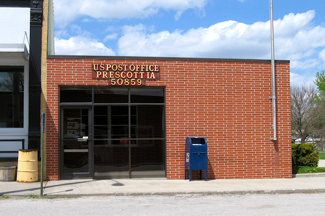 Post Office 50859 (Prescott, Iowa)