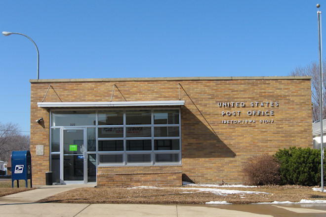 Post Office 51027 (Ireton, Iowa)