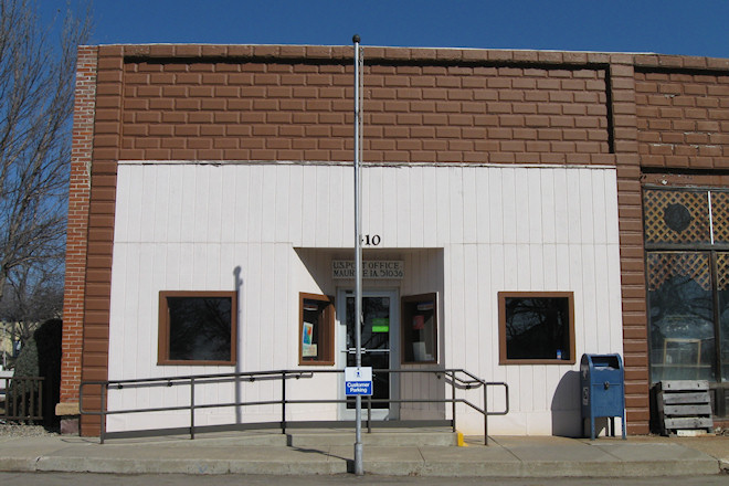 Post Office 51036 (Maurice, Iowa)