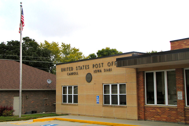 Post Office 51401 (Carroll, Iowa)