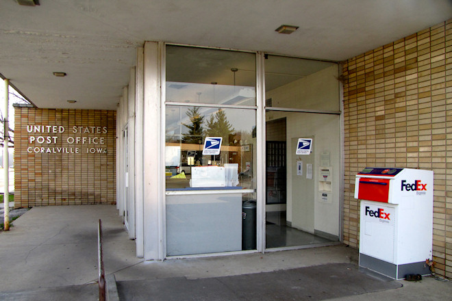 Post Office 52241 (Coralville, Iowa)