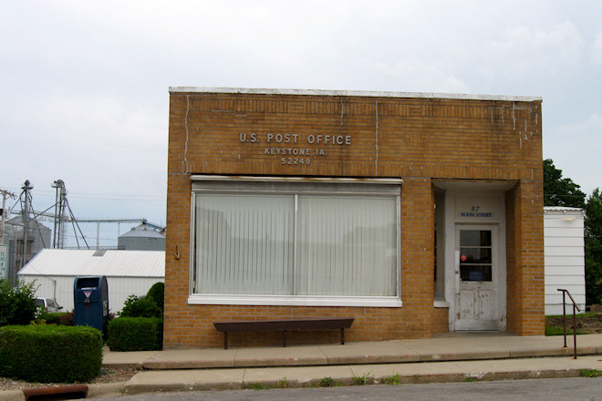Post Office 52249 (Keystone, Iowa)