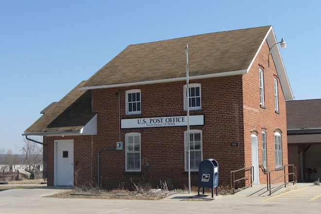 Post Office 52334 (South Amana, Iowa)