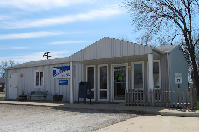 Post Office 52584 (Pulaski, Iowa)