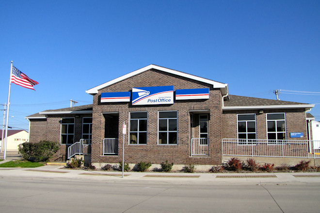 Post Office 52742 (DeWitt, Iowa)