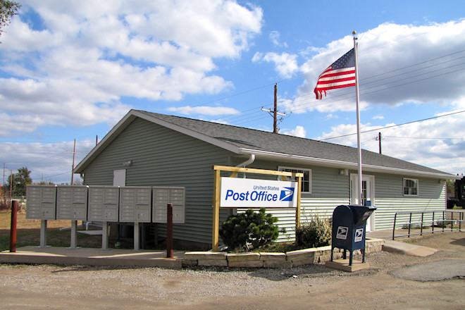 Post Office 52749 (Fruitland, Iowa)