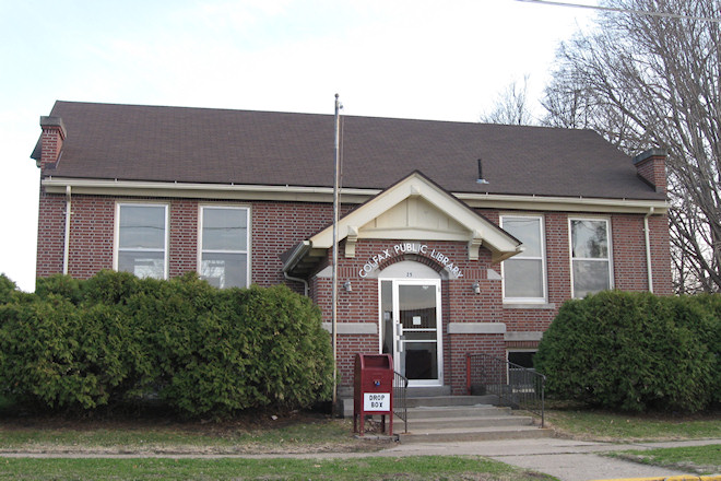 Public Library (Colfax, Iowa)