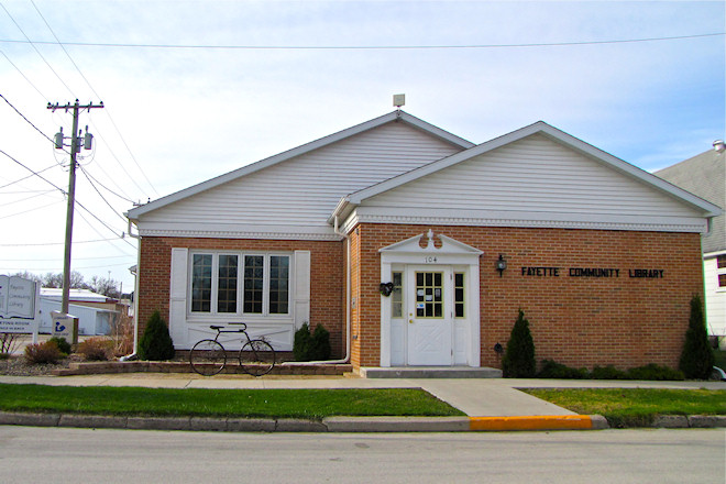 Community Library (Fayette, Iowa)