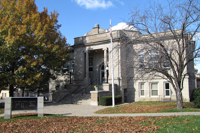 Public Library (Ottumwa, Iowa)