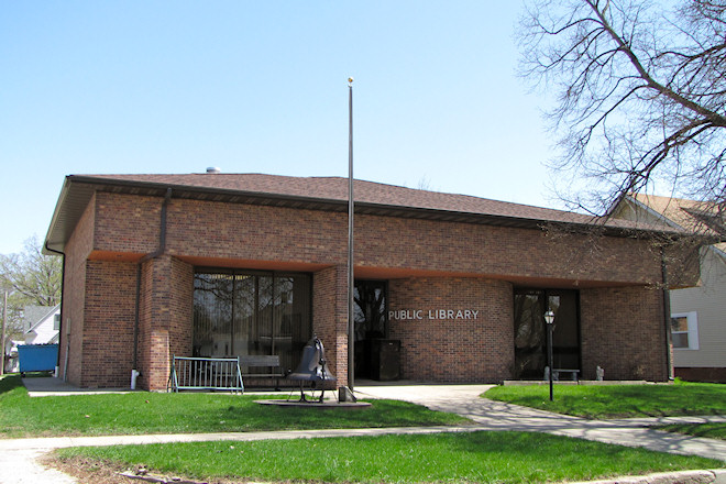 Public Library (Paullina, Iowa)