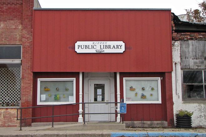 Public Library (Rippey, Iowa)