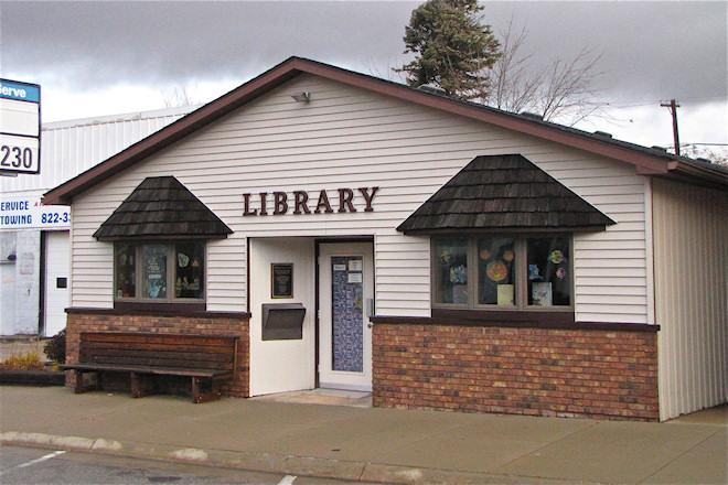 Public Library (Rockwell, Iowa)