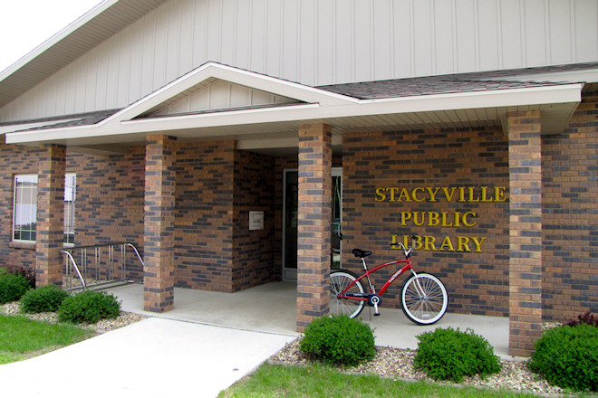Public Library (Stacyville, Iowa)