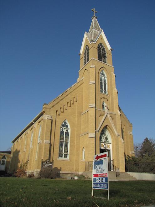 St. Joseph's Catholic Church (Duncombe, Iowa)