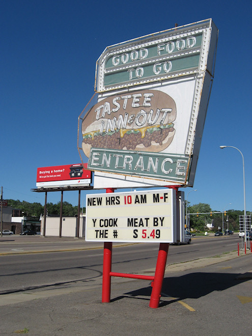 Tastee Inn & Out (Sioux City, Iowa)