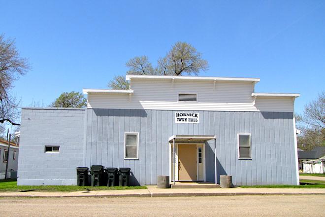 Town Hall (Hornick, Iowa)