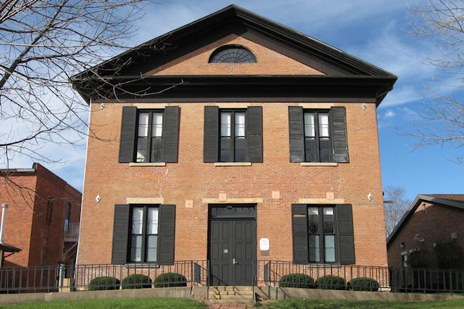 Van Buren County Courthouse (Keosauqua, Iowa)