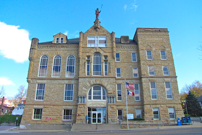 Wapello County Courthouse (Ottumwa, Iowa)