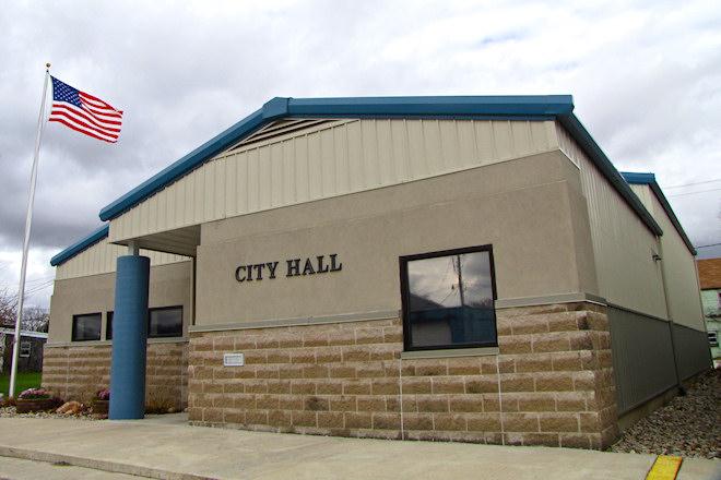 City Hall (Rudd, Iowa)