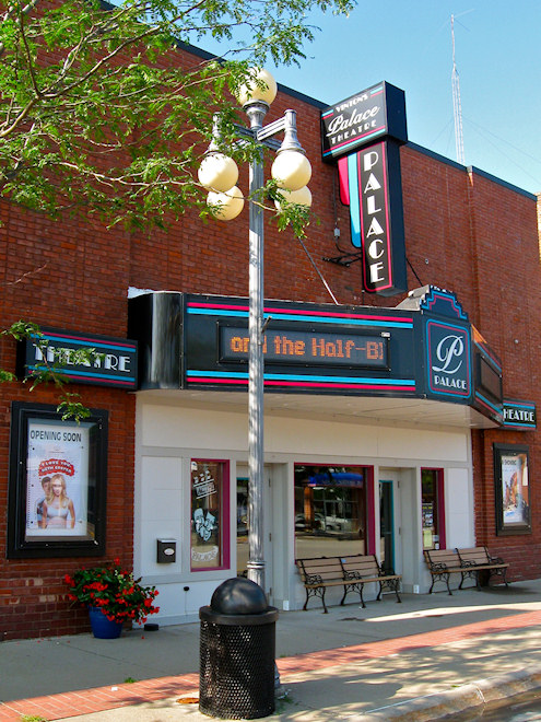 Palace Theatre (Vinton, Iowa)