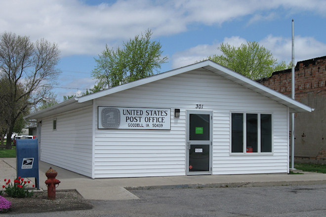 Post Office 50439 (Goodell, Iowa)