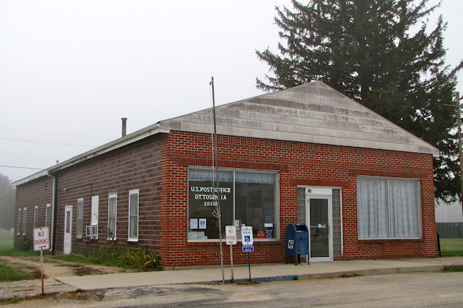 Post Office 50570 (Ottosen, Iowa)