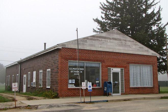 Post Office 50570 (Ottosen, Iowa)