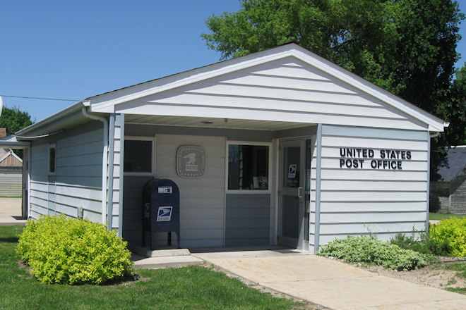 Post Office 50633 (Geneva, Iowa)