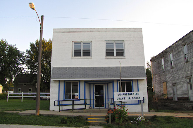 Post Office 50847 (Grant, Iowa)