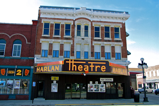 Theatre (Harlan, Iowa)