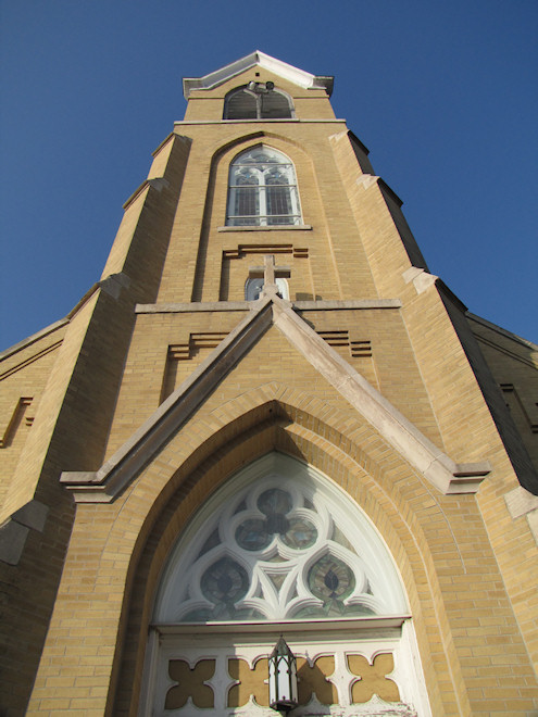 St. Joseph's Catholic Church (Duncombe, Iowa)