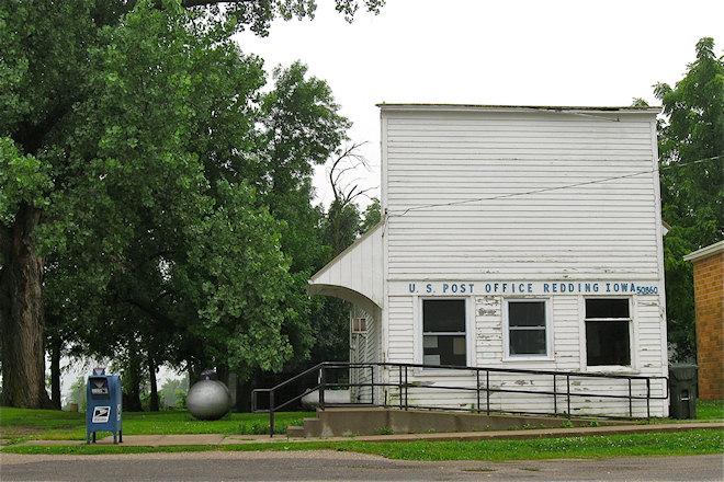 Post Office 50860 (Redding, Iowa)