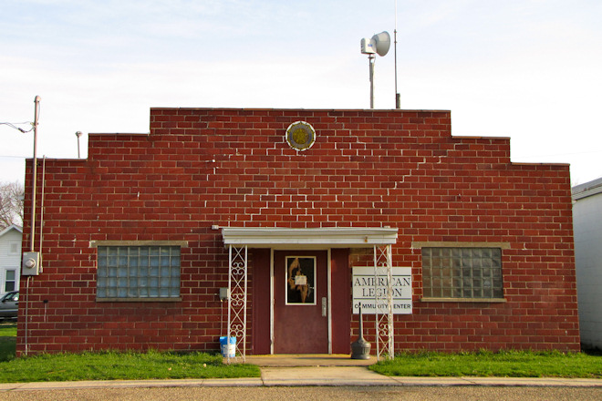 American Legion Post No. 641 (Hazleton, Iowa)