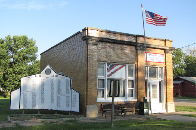 American Legion Post No. 410 (Little Sioux, Iowa)