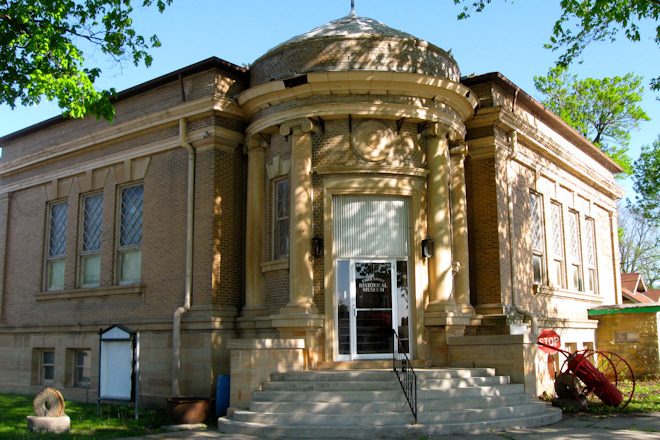 Carnegie Library Building (Eagle Grove, Iowa)
