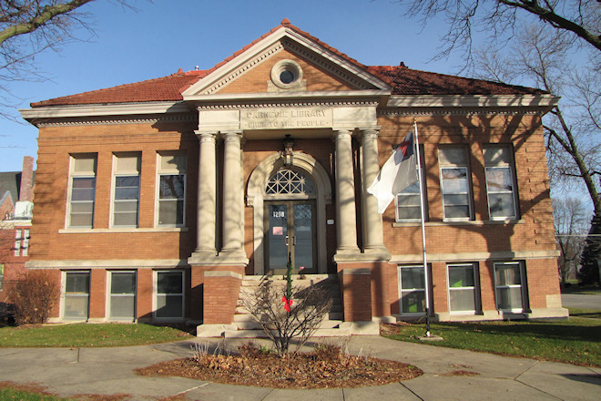 Carnegie Library Building (Marion, Iowa)
