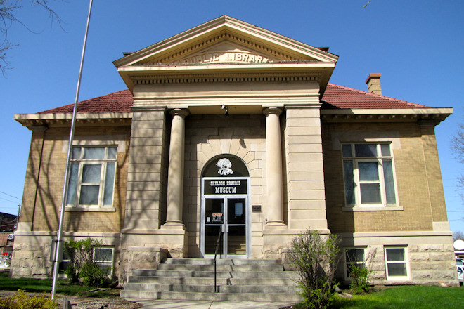 Carnegie Library Building (Sheldon, Iowa)