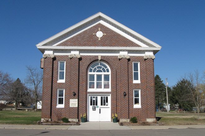 Community Building (Clemons, Iowa)