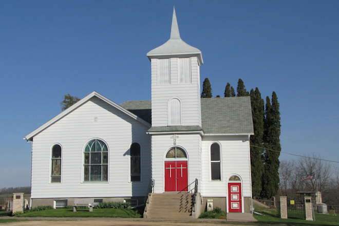 Harmony Church (Zwingle, Iowa)