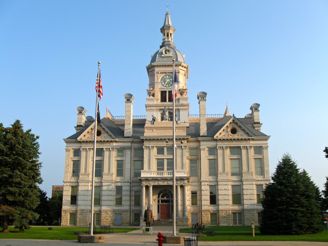 Marshall County Courthouse (Marshalltown, Iowa)