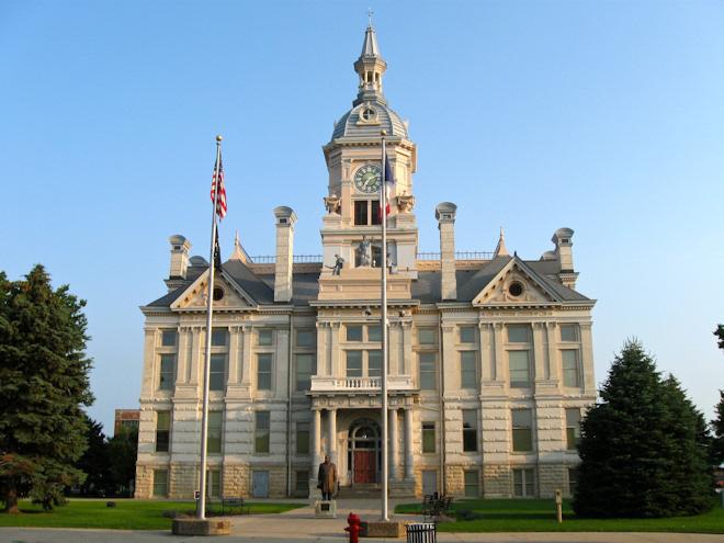 Marshall County Courthouse (Marshalltown, Iowa)
