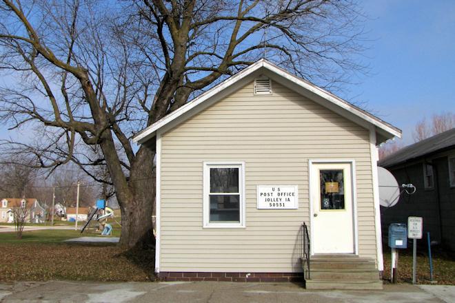Post Office 50551 (Jolley, Iowa)