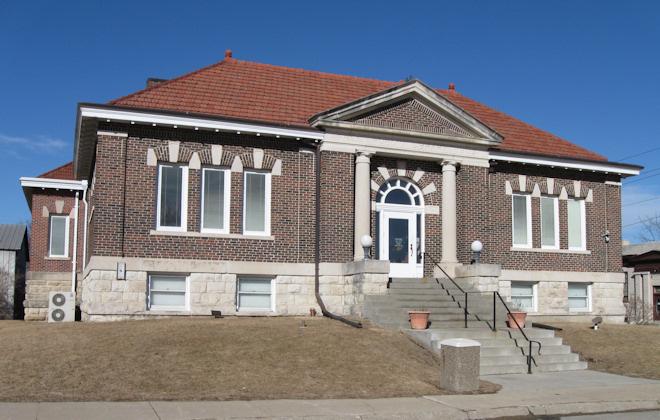 Public Library (Chariton, Iowa)