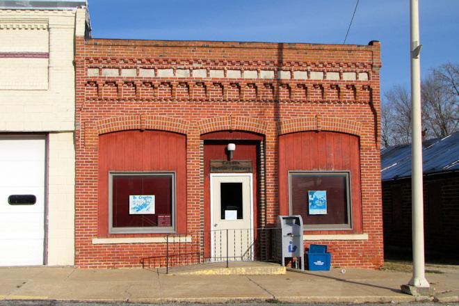 Public Library (Coggon, Iowa)