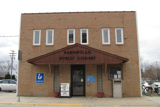 Public Library (Garnavillo, Iowa)